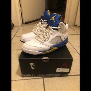 Jordan's 5s